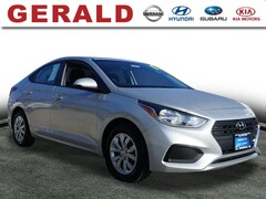 2018 Hyundai Accent SE Sedan Auto Sedan