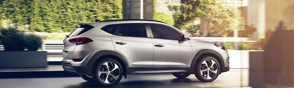 Compare Hyundai Tucson Vs Toyota Rav4 In Aurora Il
