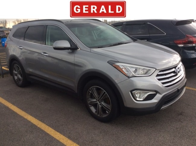 Used 2014 Hyundai Santa Fe Limited SUV North Aurora