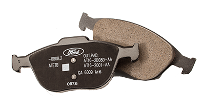 MOTORCRAFT® BRAKE PADS INSTALLED, $99.95 OR LESS**