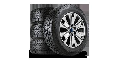 Buy 4 select tires, get $70 in rebates!