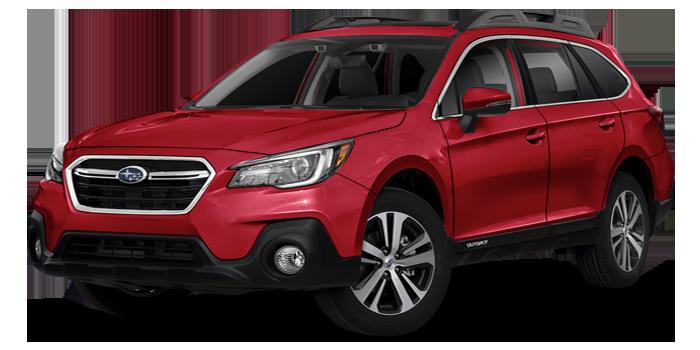 New 2018 Subaru Outback 2.5i at