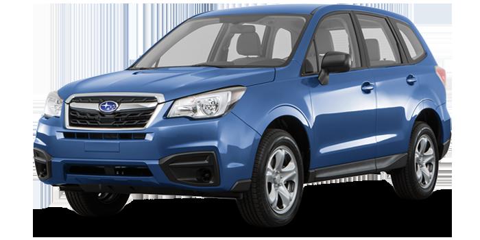 New 2018 Subaru Forester 2.5i at