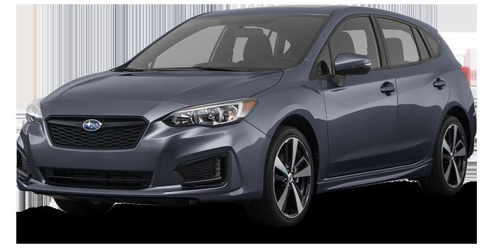 New 2018 Subaru Impreza 2.0i at