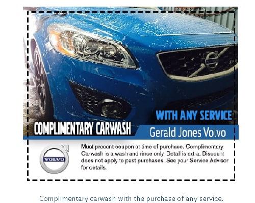 Car Dealerships In Augusta Ga >> Gerald Jones Volvo Cars Specials New Volvo Dealership In