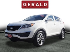 Certified Pre-Owned 2016 Kia Sportage FWD 4DR LX LX  SUV for sale in Naperville