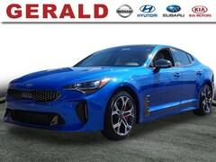New 2018 Kia Stinger GT2 AWD GT2  Sedan for sale in the Naperville, IL area