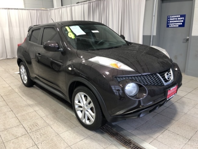 Used 2014 Nissan Juke For Sale North Aurora Il Stock