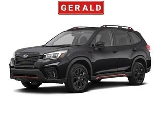 New 2019 Subaru Forester Sport SUV in Naperville