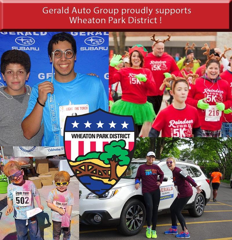 Gerald Subaru Naperville >> Gerald Cares   Gerald Subaru of Naperville   Car Dealers ...