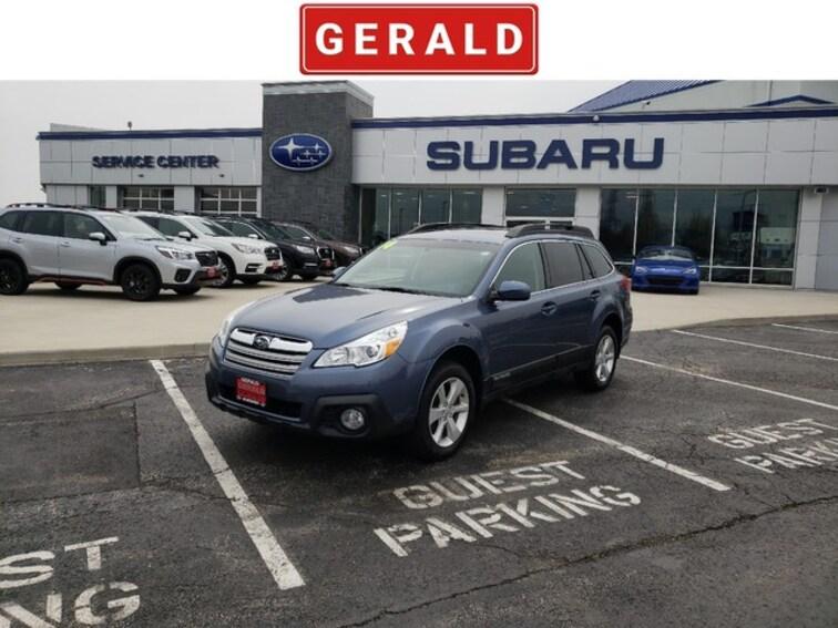 Used 2014 Subaru Outback 2.5i Premium Sedan Naperville