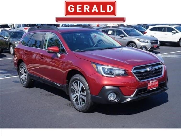 New 2019 Subaru Outback 2.5i Limited SUV in Naperville, IL
