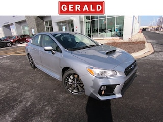 New 2019 Subaru WRX Premium (M6) Sedan in Naperville
