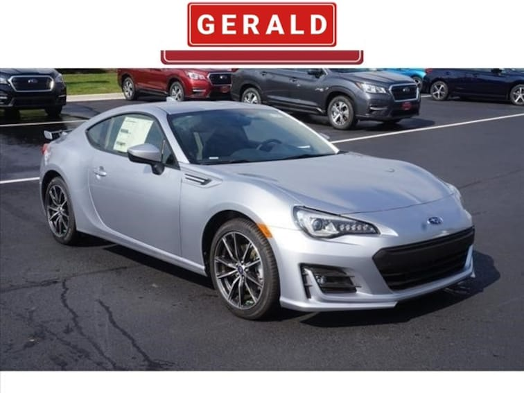 New 2018 Subaru BRZ Limited Coupe in Naperville, IL