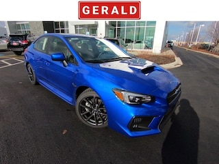 New 2019 Subaru WRX Limited Sedan in Naperville