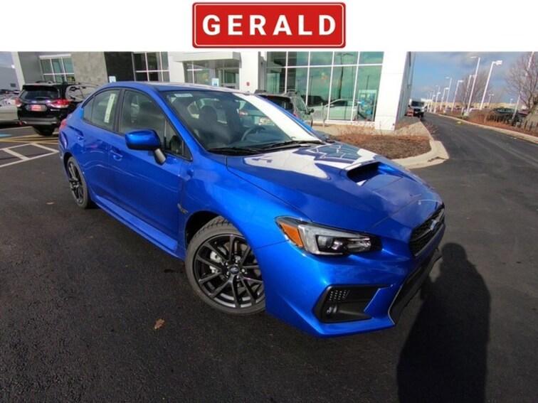New 2019 Subaru WRX Limited Sedan in Naperville, IL
