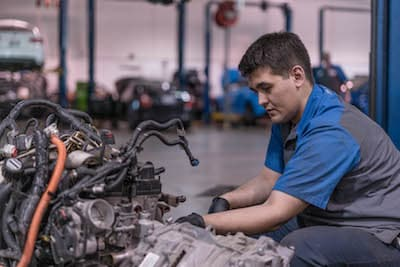 Engine Repair Service Dayton, OH