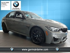 New 2018 BMW M3 CS Sedan B181290 in Naples, FL