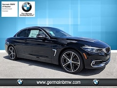 New 2019 BMW 4 Series 430i Convertible in Naples, FL