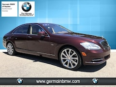 Pre-Owned 2012 Mercedes-Benz S-Class S 550 for Sale in Naples, FL