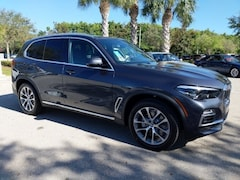New 2019 BMW X5 xDrive40i SUV in Naples, FL
