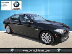 Certified Pre-Owned 2016 BMW 528i WBA5A5C56GD525815 for Sale in Naples
