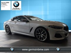 New 2019 BMW 8 Series M850i Xdrive Coupe in Naples, FL