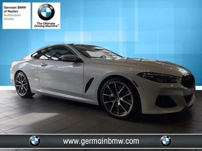 New 2019 Bmw 8 Series M850i Xdrive Coupe For Salelease Naples