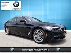 New 2018 BMW 530e Iperformance Sedan in Naples, FL