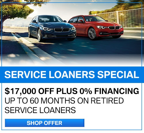 Germain BMW Lease Specials