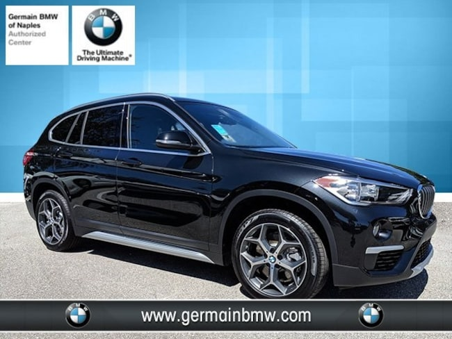 New 2018 BMW X1 Xdrive28i SAV in Naples, FL