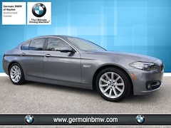 Pre-Owned 2015 BMW 535i B19363A in Naples, FL