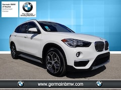 New 2018 BMW X1 Xdrive28i SUV in Naples, FL