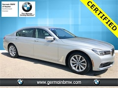 Pre-Owned 2016 BMW 740 in Naples, FL