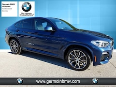 New 2019 BMW X4 Xdrive30i SUV in Naples, FL