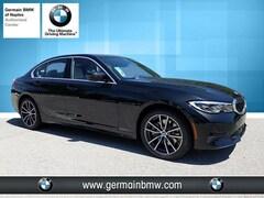 New 2019 BMW 3 Series 330i Sedan in Naples, FL