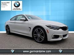 New 2019 BMW 4 Series 440i Coupe B19013 in Naples, FL