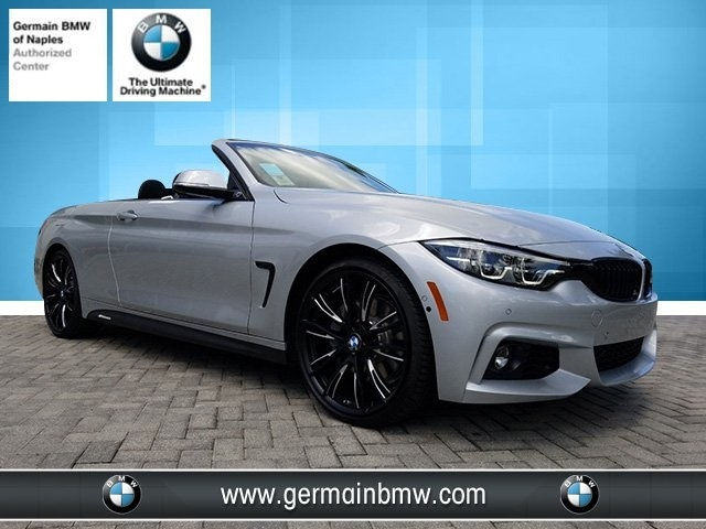2019 BMW 4 Series 440i Convertible