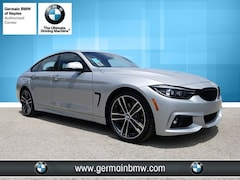 New 2019 BMW 4 Series 430i Gran Coupe Hatchback in Naples, FL