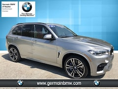 Pre-Owned 2016 BMW X5 M in Naples, FL