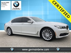 Certified Pre-Owned 2016 BMW 740 WBA7E2C52GG547269 for Sale in Naples