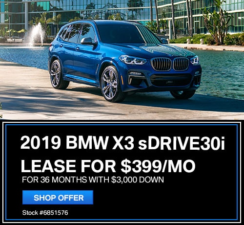New Bmw Offers Bmw Incentives New Car Deals In Naples
