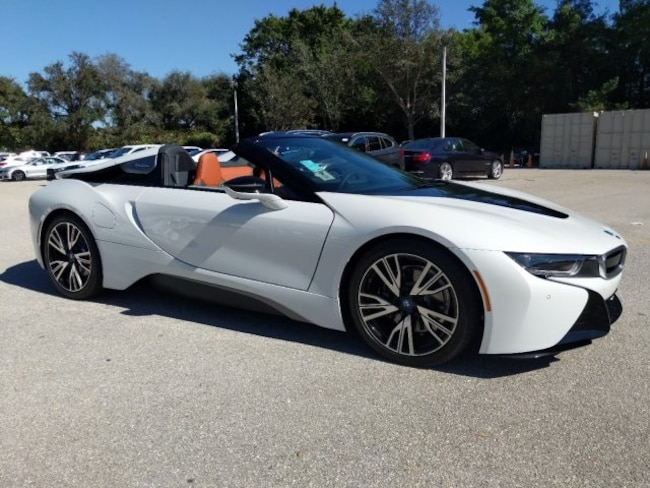 New 2019 BMW i8 Convertible in Naples, FL
