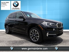 New 2018 BMW X5 Sdrive35i SUV in Naples, FL