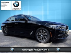 New 2018 BMW 5 Series 530i Sedan in Naples, FL