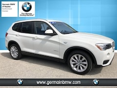Pre-Owned 2016 BMW X3 xDrive28i in Naples, FL