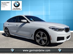 New 2019 BMW 6 Series 640 Gran Turismo i Xdrive Hatchback in Naples, FL