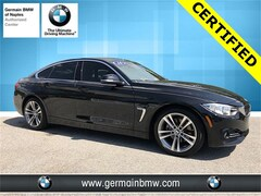 Certified Pre-Owned 2016 BMW 428i w/SULEV WBA4A9C54GG507718 for Sale in Naples