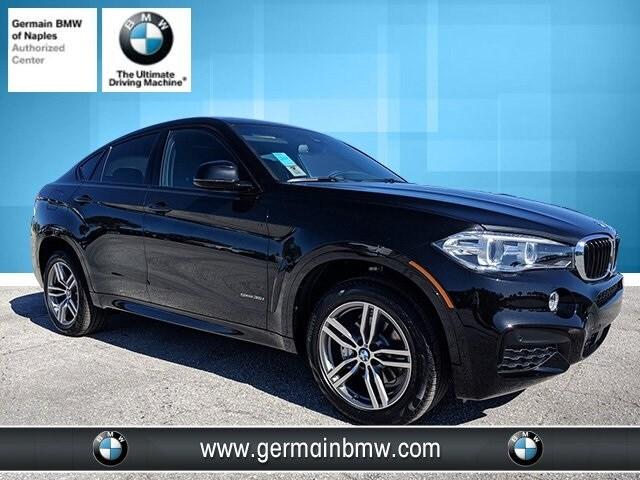 2019 BMW X6 SUV
