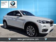 New 2019 BMW X6 Sdrive35i SUV in Naples, FL